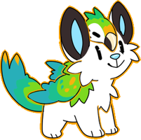 Chibi trade:fennekins by Pand-ASS