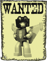 WANTED by AUJEANPAS