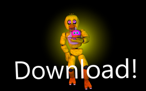 Chica The Chicken|Download! ThrPuppet by ThrPuppet