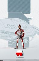 WipEout Character Concepts _04 by TangoCharlieESQ