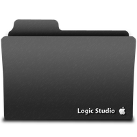 Logic Studio Folder Icon by robduckyworth