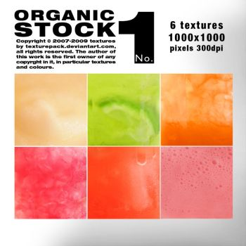 organic stock 1 by texturepack