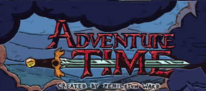 Adventure Time, opening credits by vladstronsy