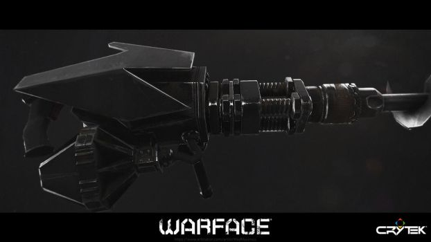 Warface - Driller Prop - Image 08 by MadMaximus83