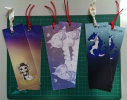 BOOKMARKS [prints] by DesmodiaDesigns