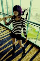 Gorillaz: Suzuki Method by epic-phail-cosplay