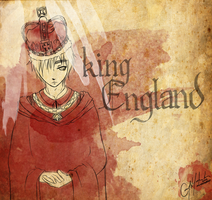 APH: King England by murderaddict