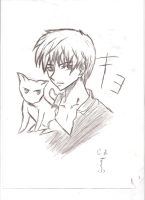 kyo Fruits Basket by xxx-omfoj-xxx