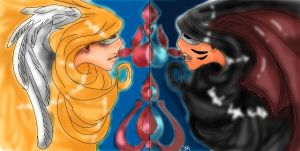 masked differences by rawrja