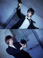 PSYCHO-PASS 02 by vicissiJuice