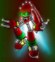 Uber-shiny Metal Knuckles by Metal-2