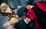 Hellsing: Master and Apprentice by icequeenserenity