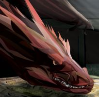 The smaug by Blewder