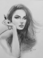daily sketch 898 by nosoart