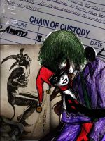 Joker Loves his Harley by PurpleFuzzy