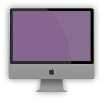 iMac icon by sycamoreent-REMIX