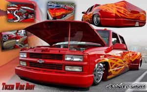 Bagged Dually Wide by xcustomz