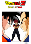 DBZ Legacy Of Torock Offical 1st Cover by LilRwar