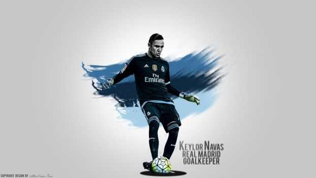 Keylor Navas - Goalkeeper|2015/2016|Goalkeeper by eL-Kira