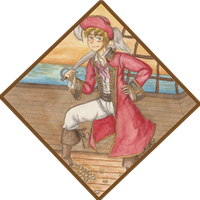 Prize: Pirate England by gohe1090