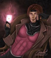 Gambit by icyheart