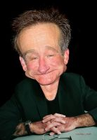 Robin Williams by RodneyPike
