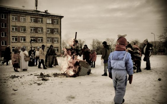 Lithuania, Orphanage visit II by Dsandell