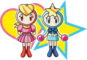 Bomberman Land Touch 2 Girls by CaitlinTheStarGirl