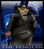 The PENGUIN  Cold Blooded by johnnyBgood007