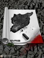 Syria and the war by marh333