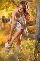 Woodland Fashion 2 by Surreal-Photographic