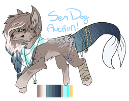 Sea Dog Auction: CLOSED by SwashbuckIer
