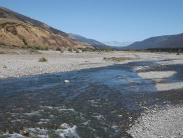 New Zealand 2014- river 1 by Carlie-NuclearZombie