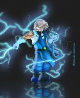 Zeus Almighty by KKylimos