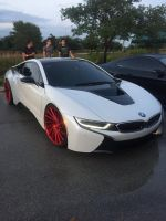 BMW i8.  by StargazerDesign