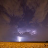 Thunderstorm by OK-Photography