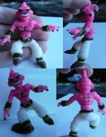 Kid Buu -bendaroos- by just4fun45021