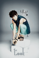 120820 1st look -WooHyun(coloring) by SyinizeW