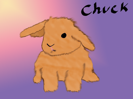 AT - Mormonbookworm - chuck by Bunny-Tune-94