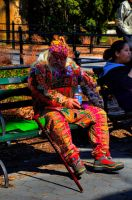 Color Man by Lorddarphyve
