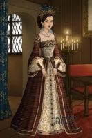 Tudor: Bridal by HC-IIIX