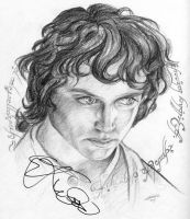 Frodo the lost by Amelie-ami-chan