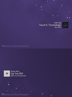 Minima Ecoute Theme Pack by DeonMustard