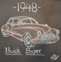 1948 Buick Super by Boomboom34