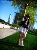 Daidouji Tomoyo Cosplay -02- by JigokuxShoujo