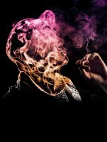 Man of Smoke by AManWithPhotoshop