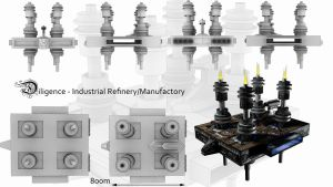 Diligence - Refinery Factory by Virtualsetworks