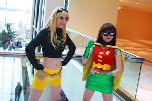 Katsucon 2014 - Teen Titans! Go! 2 by VideoGameStupid