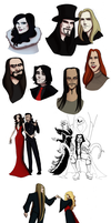 Some Likenesses by Countess-Studios