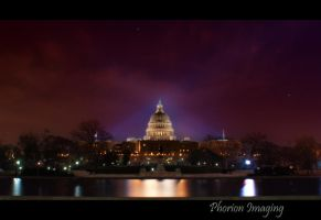 US Capitol by PhorionImaging